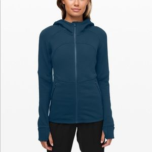 Lululemon Fleece Flurry Jacket